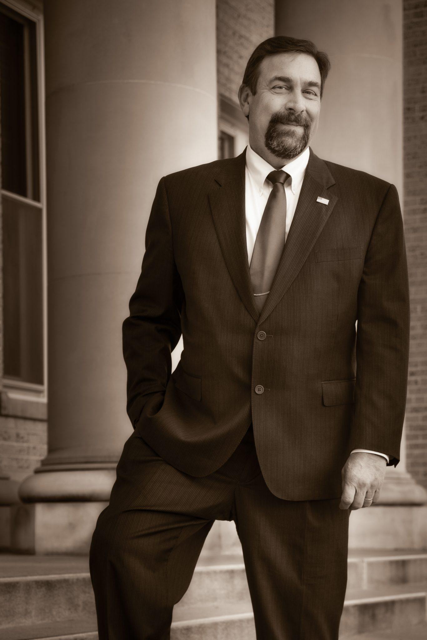 Tony Frank, Chancellor and President of CSU