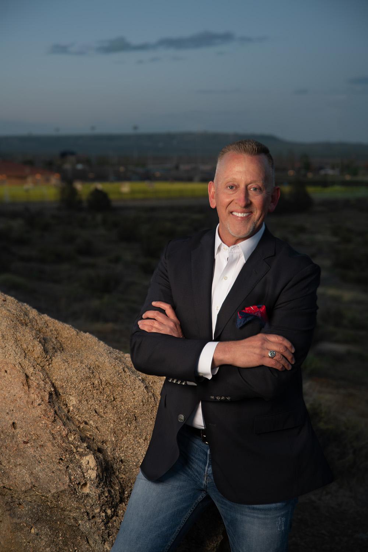 CSU-Pueblo President Tim Mottet